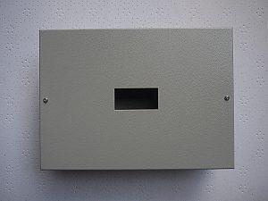 7035 TAE MCCB Metal Box