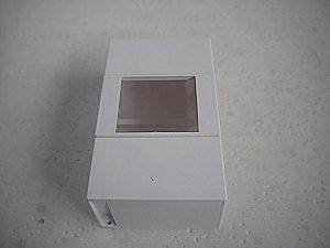 3 MODULE BOX