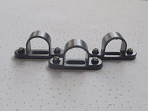 25 MM Saddle (Black)